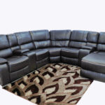 Dongmo Furniture Crystal Corner Couch